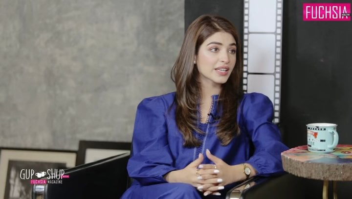 Kinza Hashmi Talks About Her Bond With Saboor, Minal And Aiman