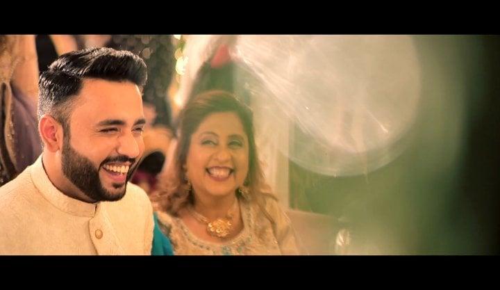 Kompal Iqbal's Beautiful Wedding Video