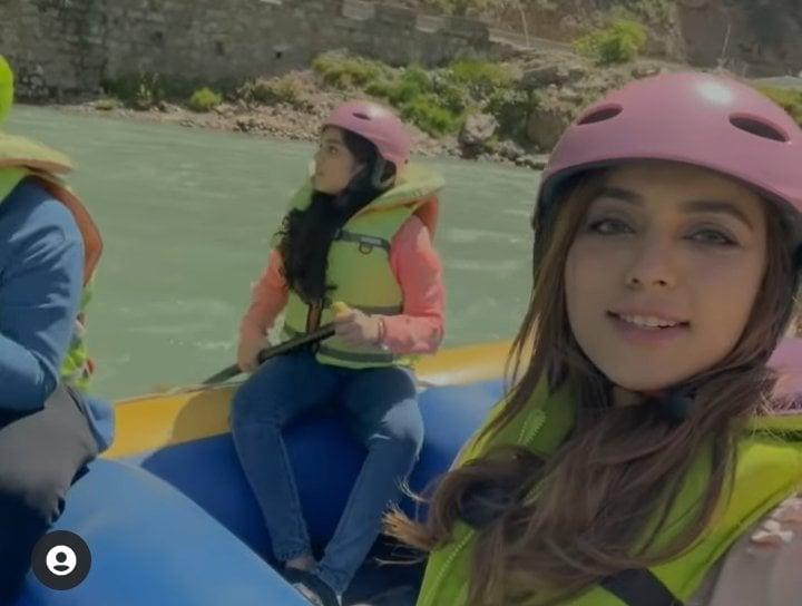Maryam Noor Vacationing In Northern Areas Of Pakistan