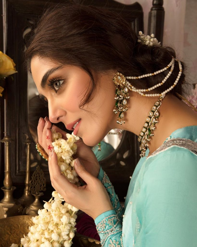 Maya Ali's Regal Looks For Her Clothing Brand Will Leave You Stunned