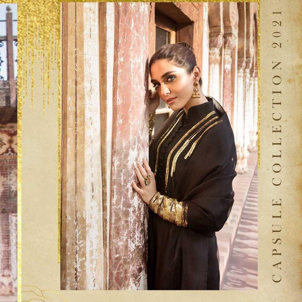 MAYA Prêt-a-Porter Latest Collection Featuring Maya Ali