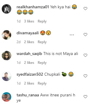 People Are Gushing Over This Old TVC Of Maya Ali