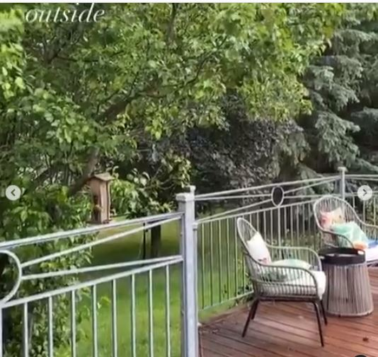 Meesha Shafi Gives A Tour Of Her House In Canada