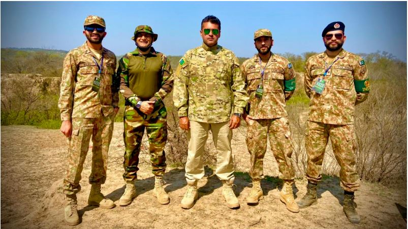 First Ever Military Reality Show To Air On Our TV Screens Soon