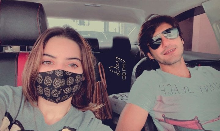Minal Khan And Ahsan Mohsin Spent A Fun Weekend Together
