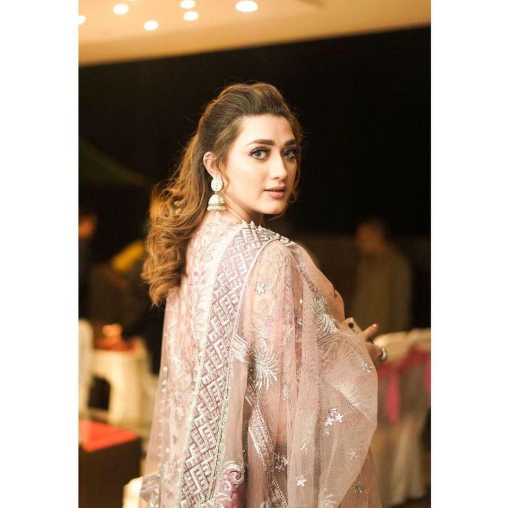 Gorgeous Momina Iqbal Stuns In Her Latest Bridal Shoot