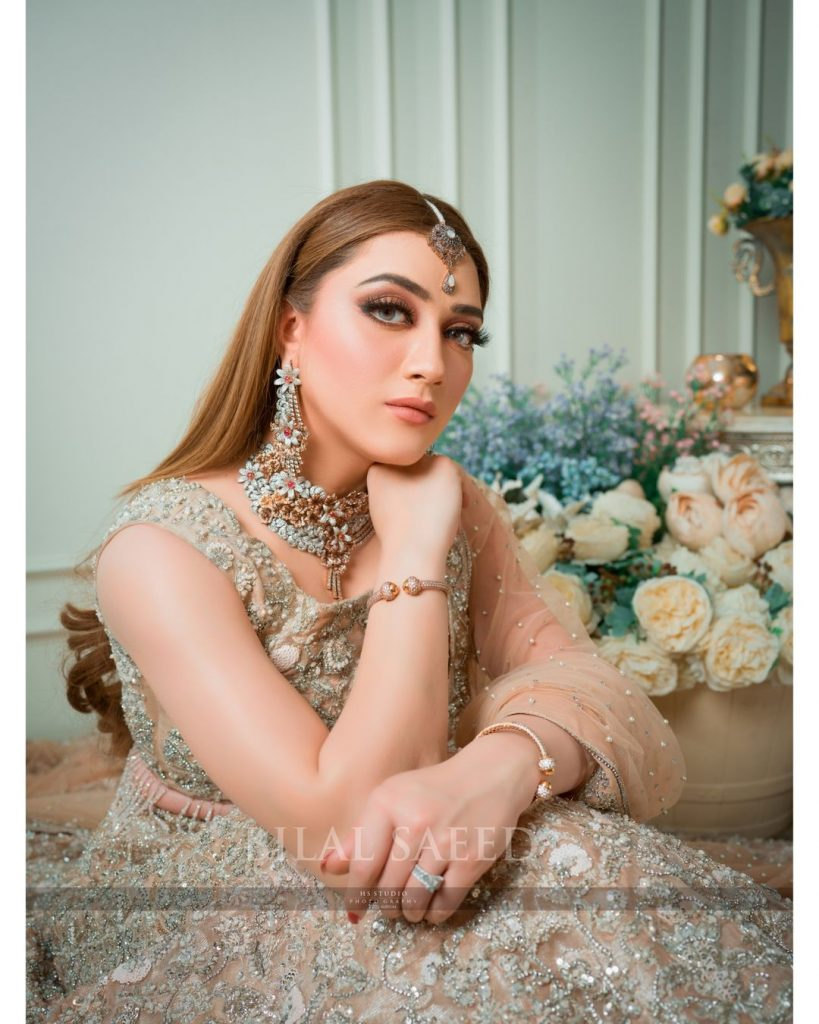 Zartash Couture Bridal Collection Featuring Momina Iqbal