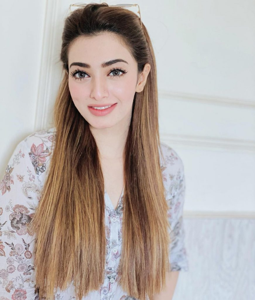 Latest Beautiful Pictures Of Actress Nawal Saeed