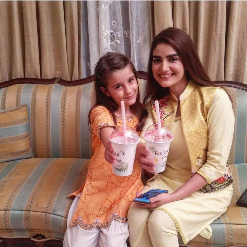 BTS Pictures From The Sets Of Neeli Zinda Hai