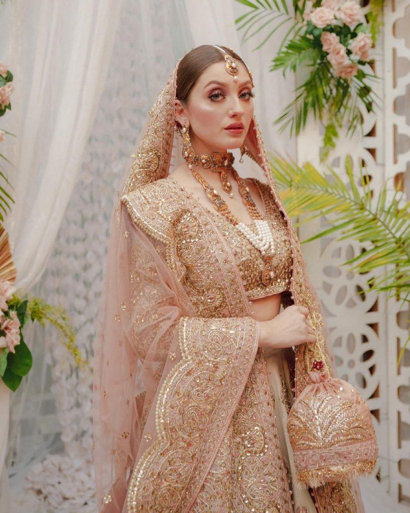 Neha Rajpoot Looks Radiant In Her Latest Bridal Shoot