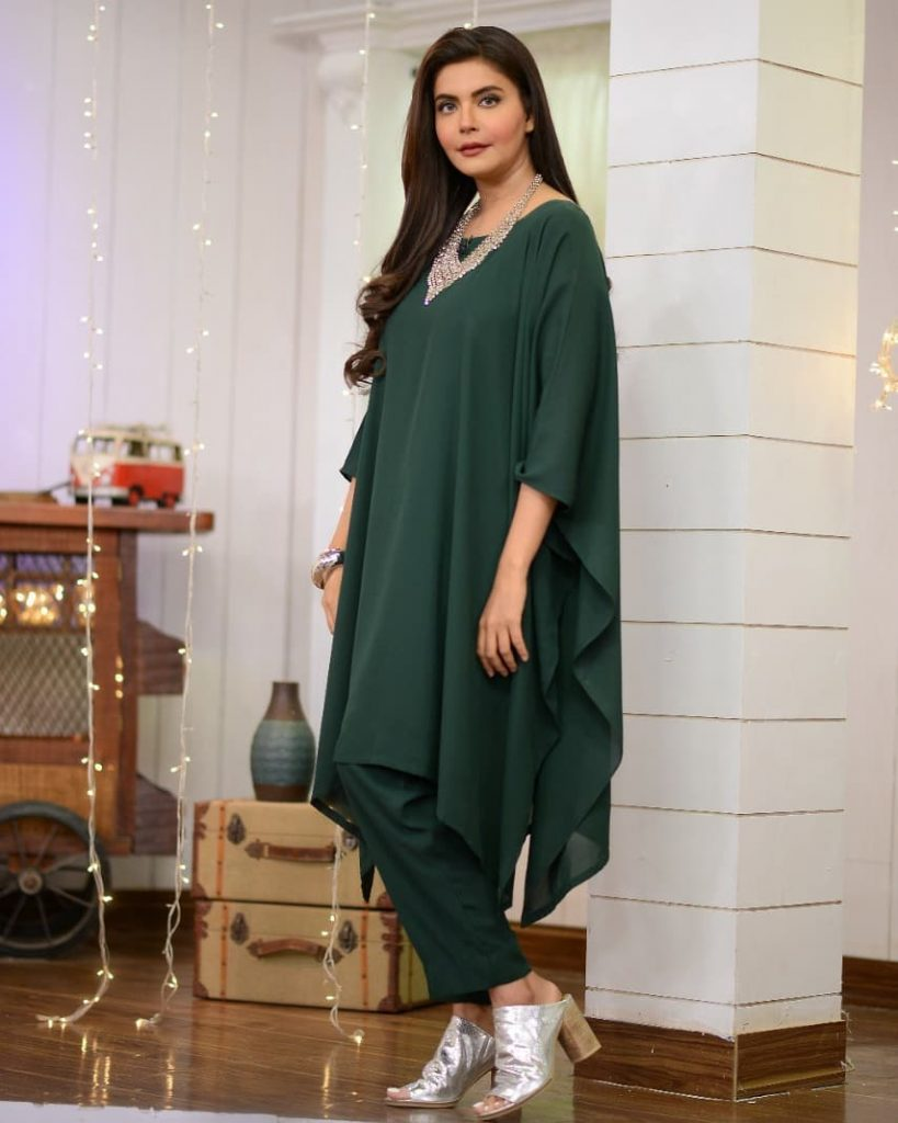 Nida Yasir Faces Criticism On Her Turkish Shoes