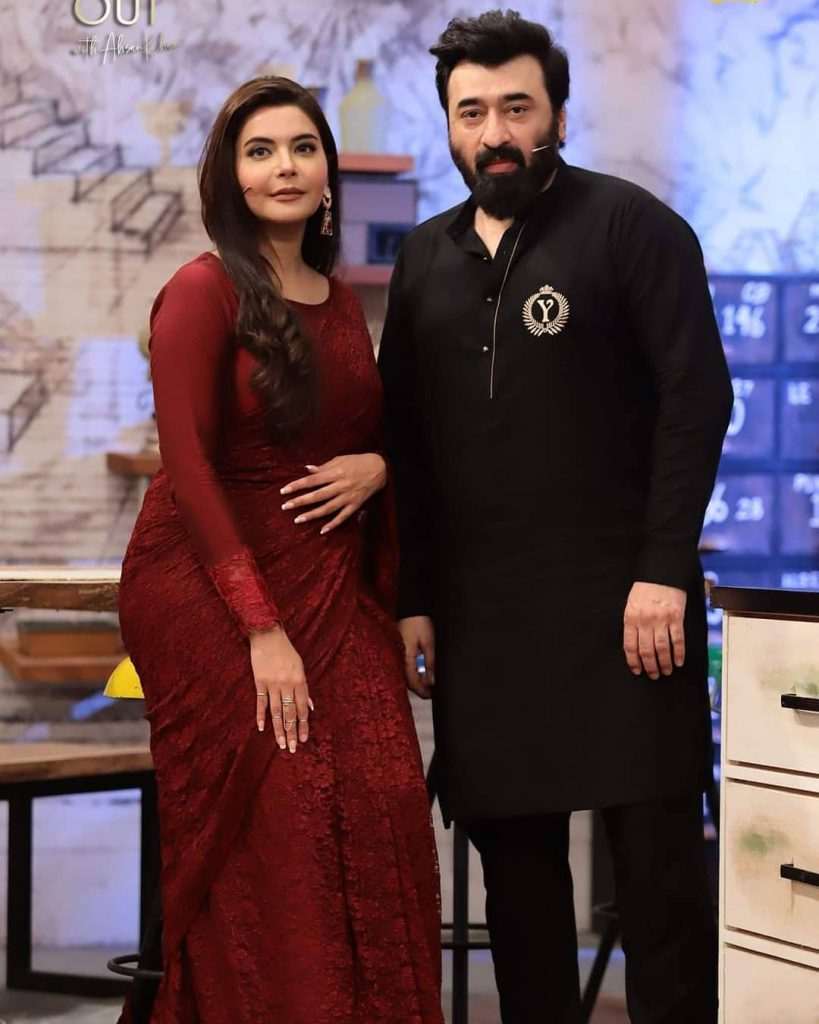 Nida Yasir And Yasir Nawaz Talk About Their Son Joining The Industry
