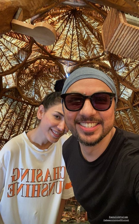 Nomi Ansari And Abeer Rizvi Spotted Vacationing Together In Mexico