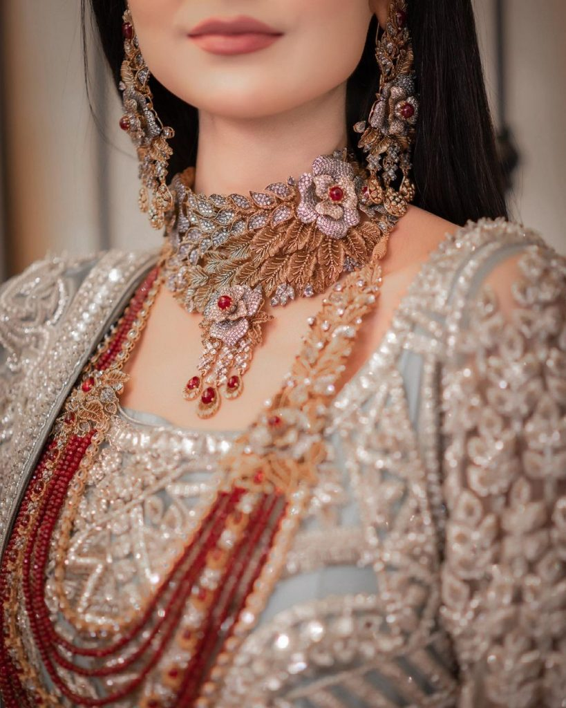 Noor Zafar Khan Looked Ethereal In The Latest Bridal Shoot