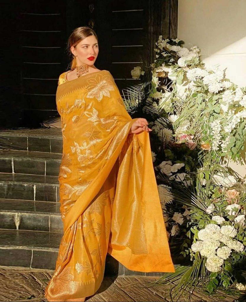 Pakistani Divas Making Style Statement In Saree