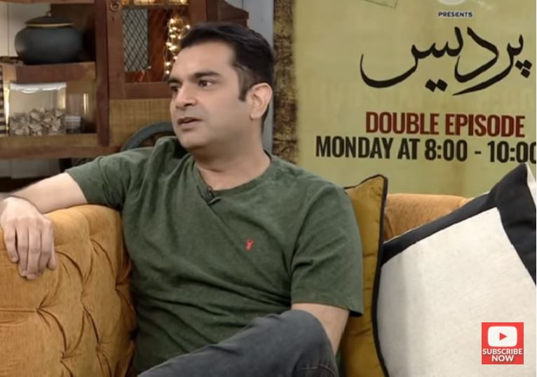 Shaista Lodhi And Sarmad Khoosat's Experience Of Working Together