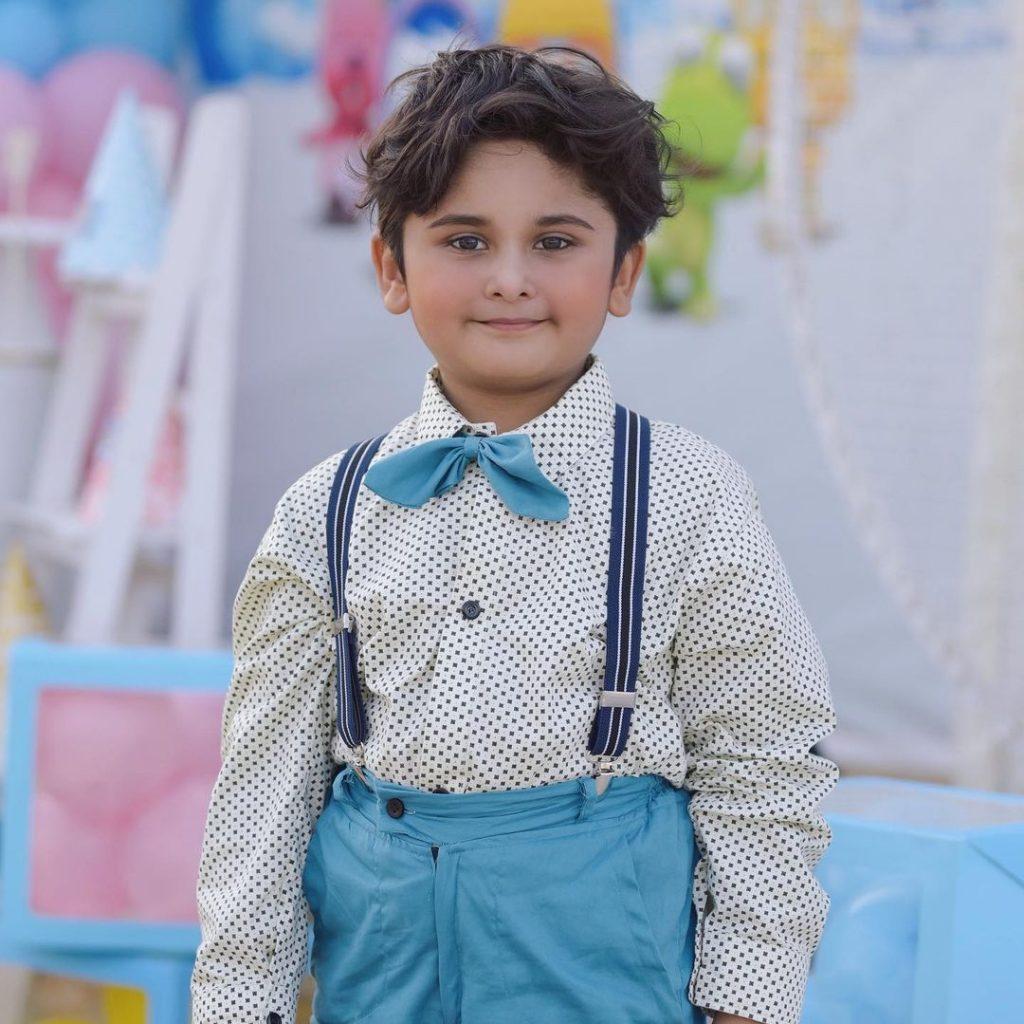 Pari Hashmi Celebrates Her Son's Birthday - Pictures