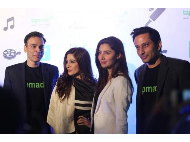 Mahira Khan Spotted With Beau & Friends In Nathia Gali