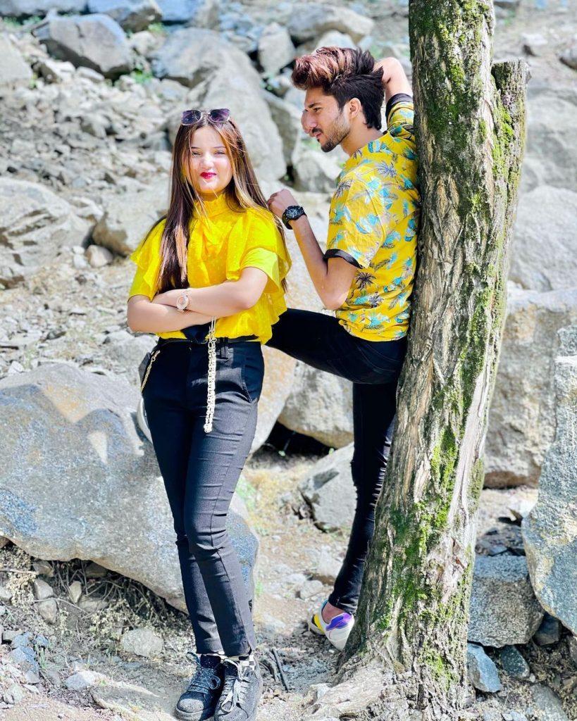 Rabeeca Khan Vacationing In Northern Areas Of Pakistan
