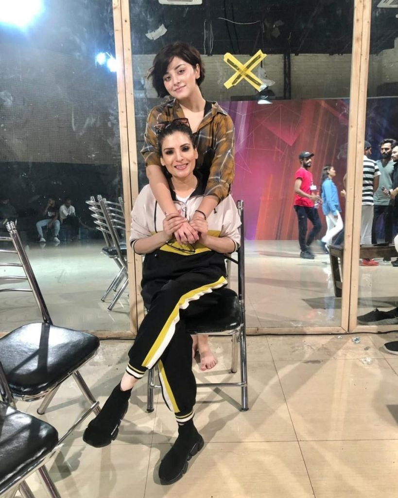 Resham And Alizeh Shah Face Backlash On Their Recent Pictures