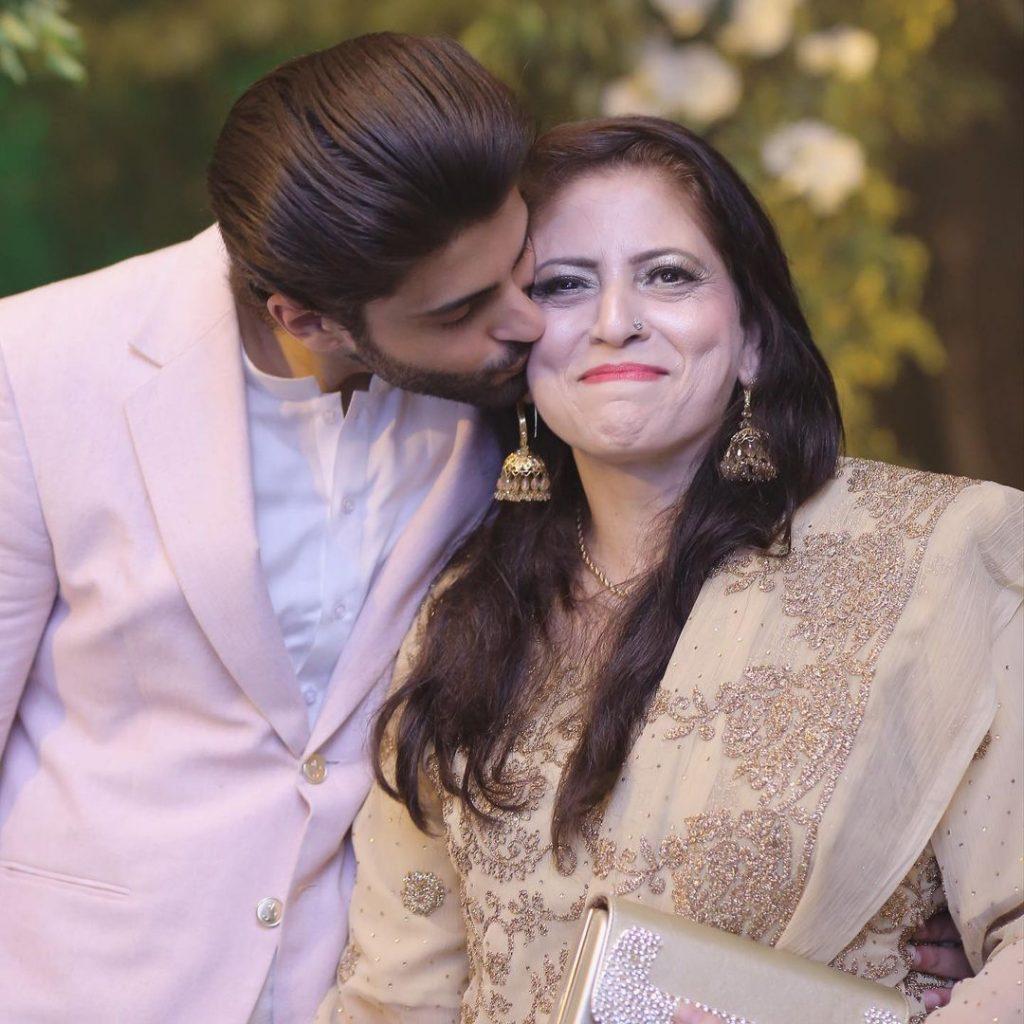 Actor Saad Qureshi's Mother Passed Away