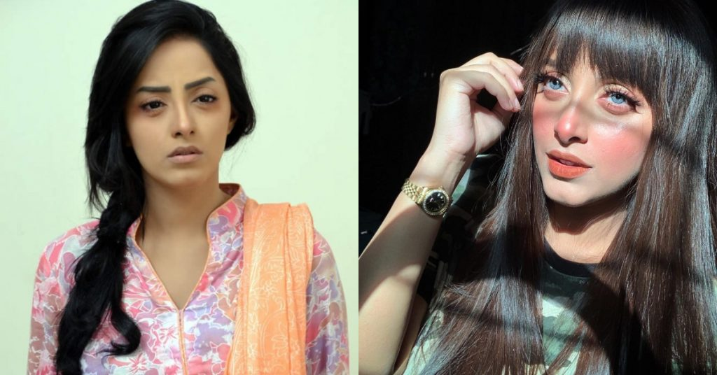 Aagha Ali's Remarks About Sanam Chauhdry's Overdone Makeup