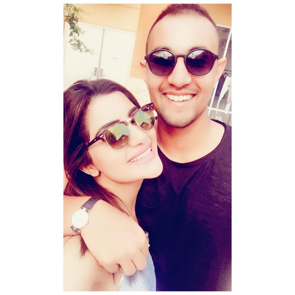 Sohai Ali Abro Shares Adorable Pictures With Her Husband