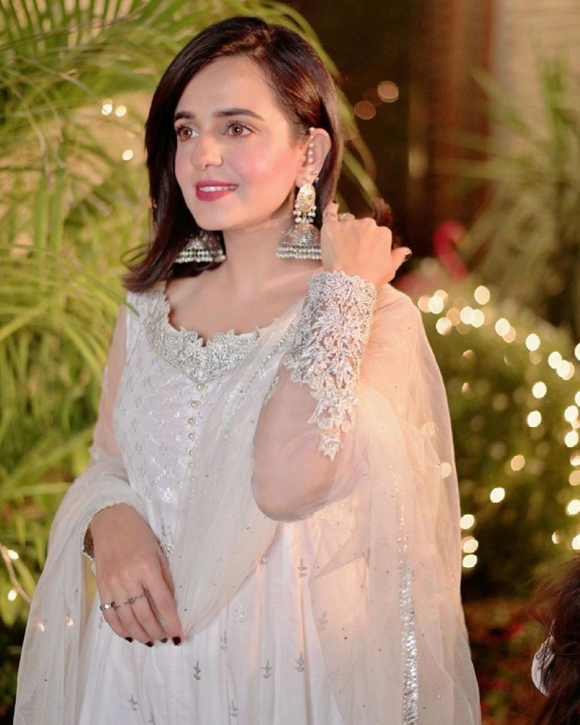 Sumbul Iqbal Perfectly Acing Festive Looks