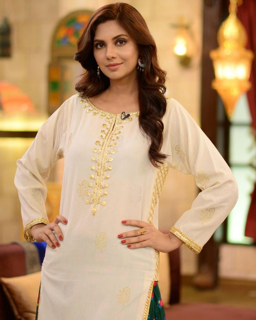 Sunita Marshall Talks About The Indecent Choice Of Clothing In Showbiz Industry