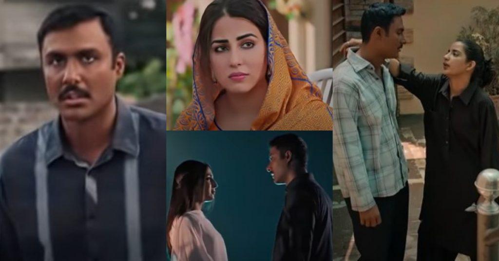 Drama Serial Pari Zaad - Cast In Real Life