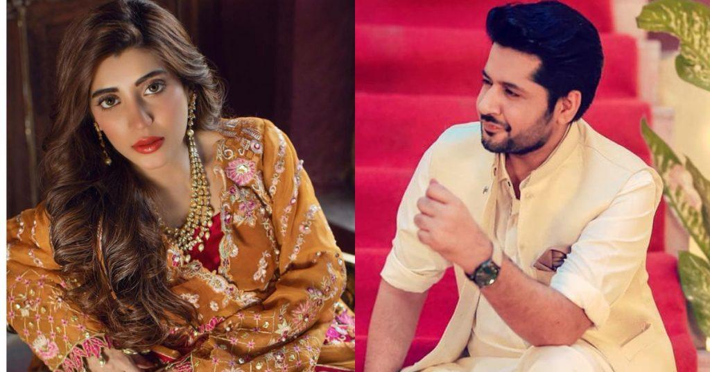 Imran Ashraf And Urwa Hocane To Pair-Up Again For An Upcoming Drama