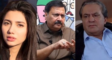 Waseem Abbas Shared His Two Cents On Mahira Khan And Firdous Jamal Controversy