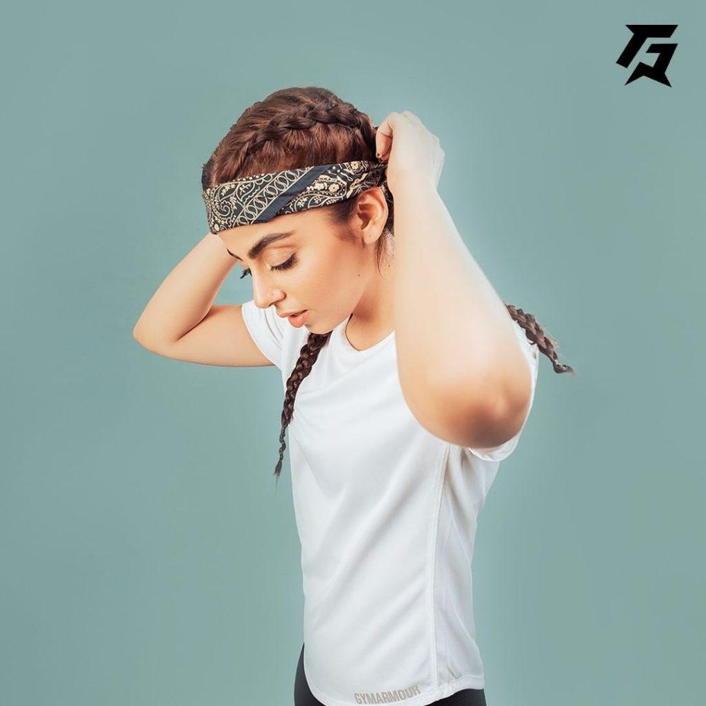 Yashma Gill Stuns In Super Comfy Gym Wear By Gymarmour