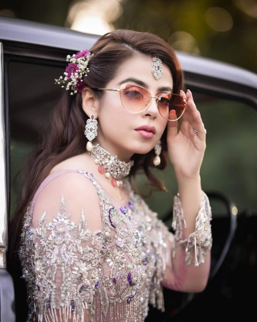 Yashma Gill Looks Alluring In Her Latest Bridal Shoot