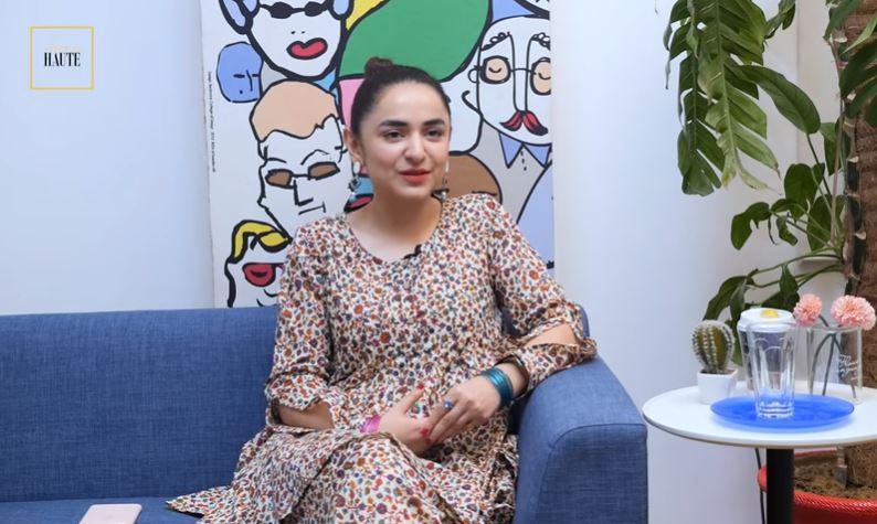 Yumna Zaidi Always Wears Makeup For Dramas