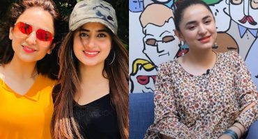 Yumna Zaidi All In Praise Of Sajal Aly In A Recent Interview