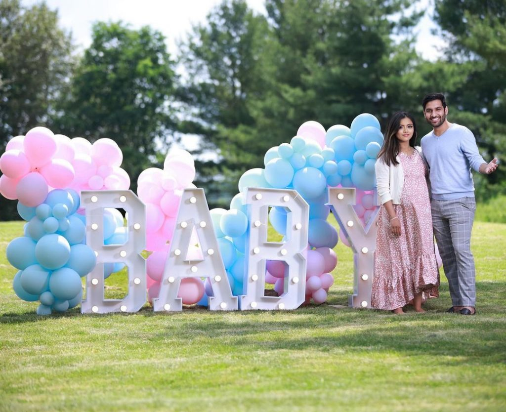 Zaid Ali T And Yumna Made The Sweetest Baby Announcement Video Ever