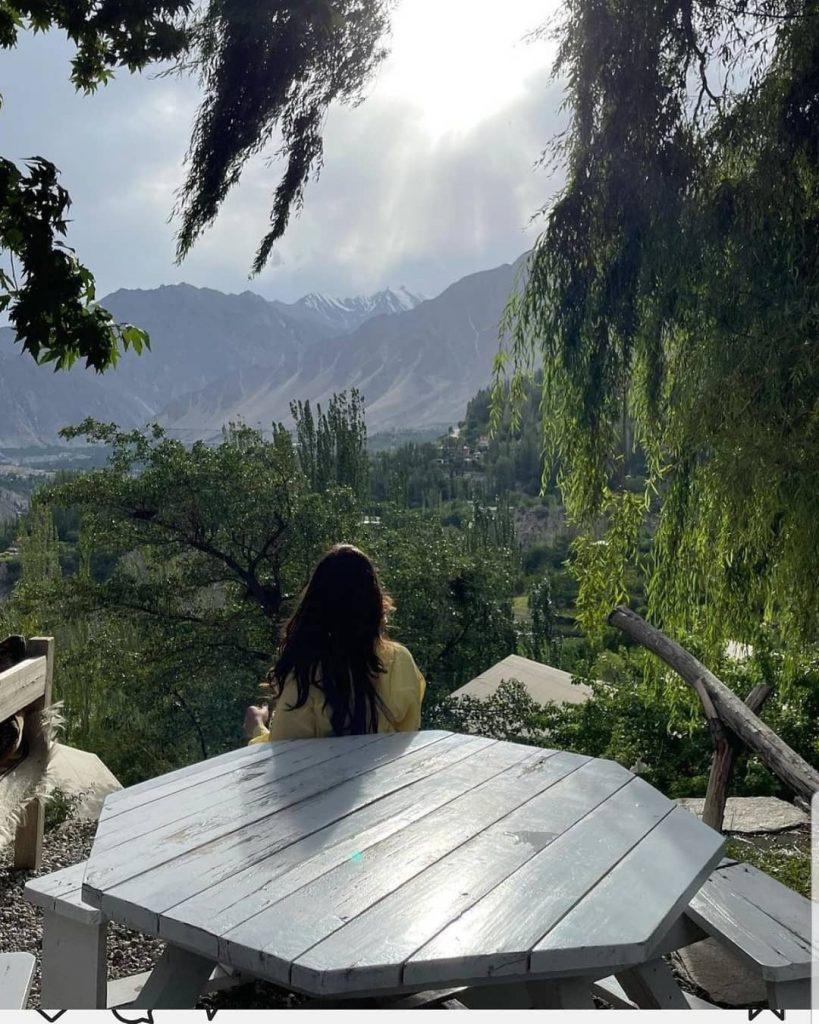 Aiman And Muneeb Beautiful Pictures From Vacations
