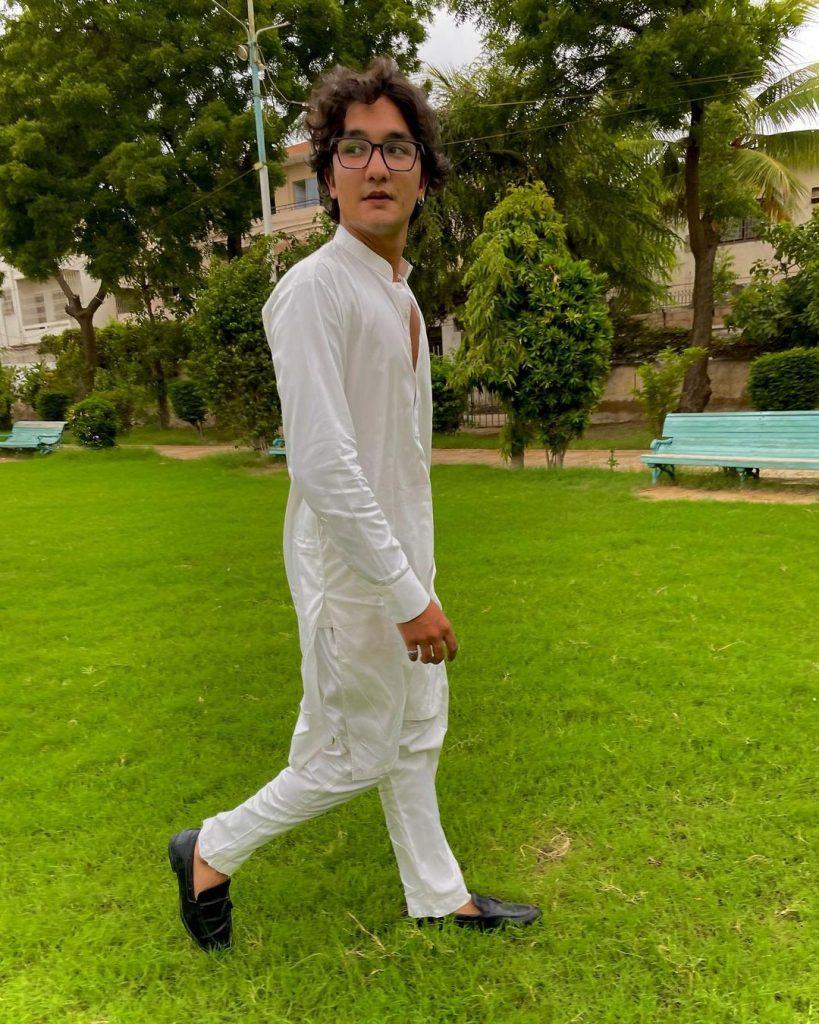 Pakistani Celebrities Celebrate Eid-ul-Adha'21 With Full Zeal And Zest