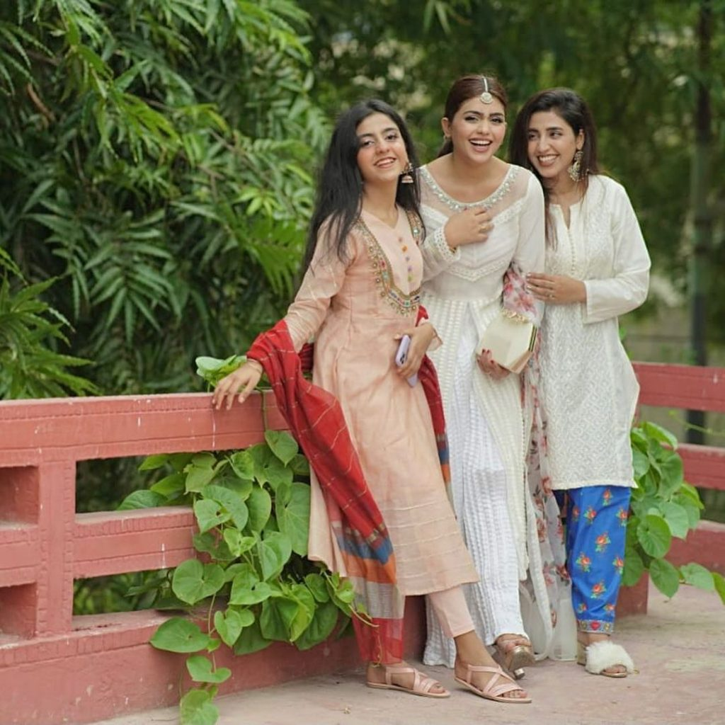 Stunning Pictures Of Celebrities From Eid-ul-Adha Day 2