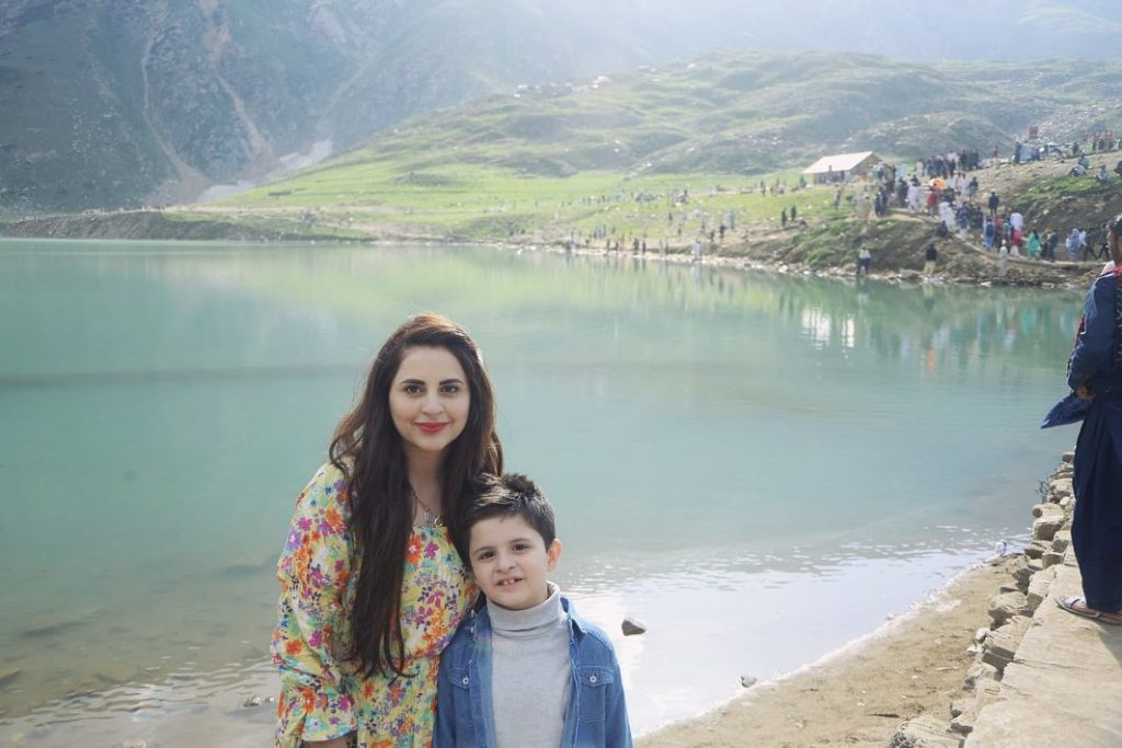 Fatima Effendi Shares Some Recent Pictures From Her North Trip