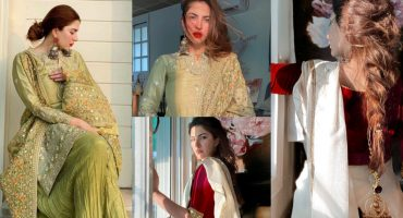 Naimal Khawar Looking Adorable In Her Recent Pictures