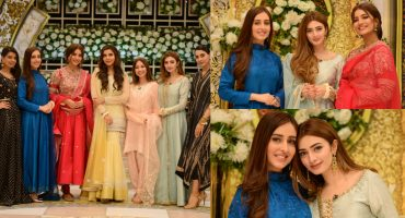 Celebrities At The Set Of GMP Eid Show - Day 3