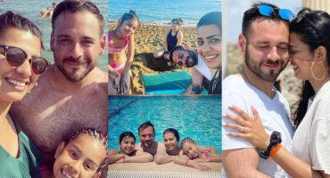 Fia Khan Pictures With Her Husband From Antalya