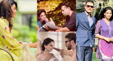 BTS Pictures From The Sets Of Drama Tumhare Husn Ke Naam