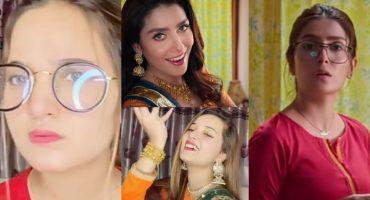 Rabeeca Khan Recreates Ayeza's Character From Laapata