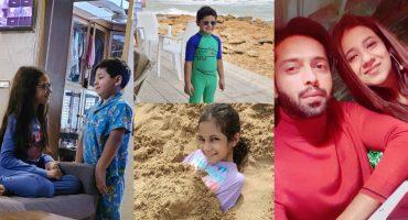 Fahad Mustafa Adorable Kids - Pictures