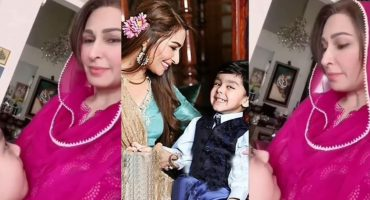 Reema Khan Shares An Adorable Video Of Her Son Reciting Takbeer