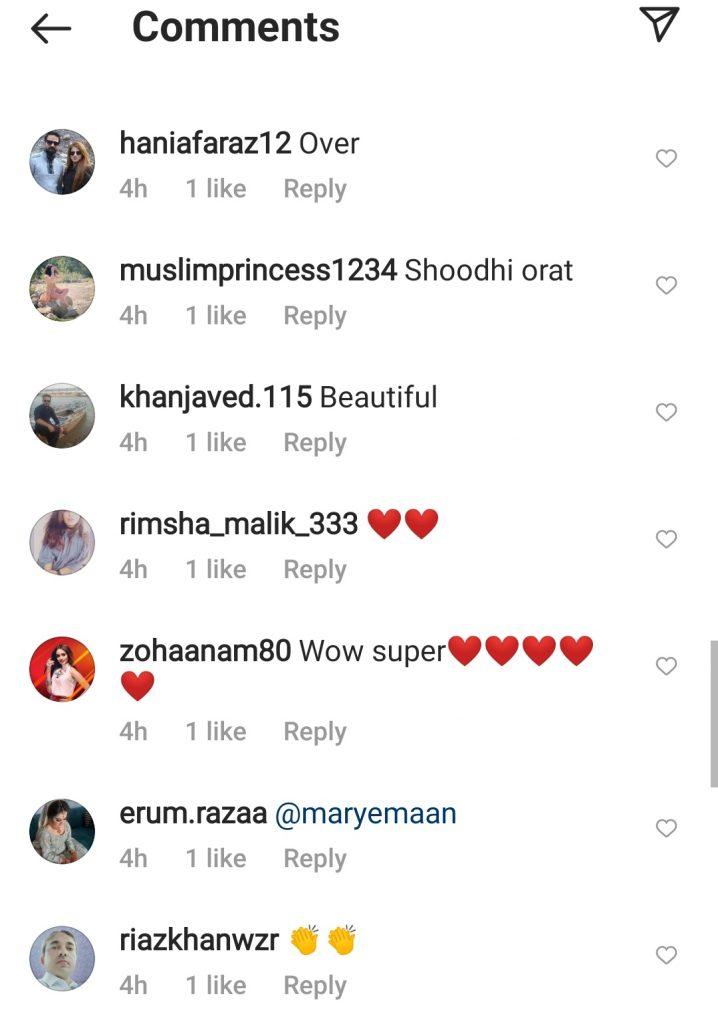 Netizens Are Showing Displeasure Over Zarnish Khan's Fun BTS Video