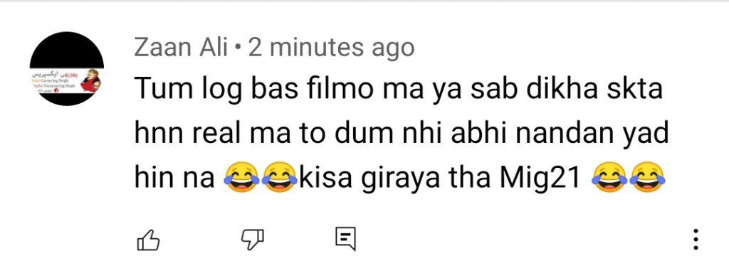 Pakistanis Criticize Indians On BHUJ Trailer